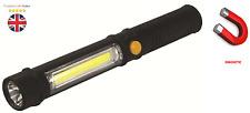 1.5 WATT COB & 1 WATT LED PENLIGHT TORCH WITH MAGNET & 2 MODE TECHNOLOGY