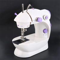 Electric Multi-function Portable Mini Desktop Sewing Machine Handheld Kit SY
