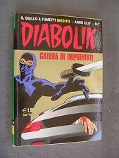 DIABOLIK ORIGINALE ANNO XLIV n°  7 - 2005 - RARO - OTTIMO