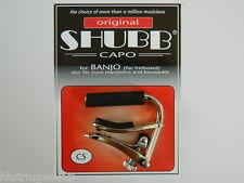 Shubb C5 Capo Banjo / Mandolin / Bouzoukis   ~New ~ Free U.S. Shipping