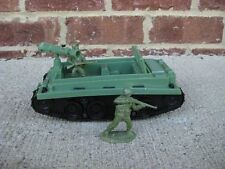 MPC WWII Weasel Armored Personnel Carrier Vehicle 1/32 54MM Toy Soldier
