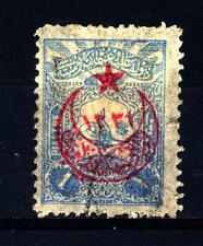 TURKEY - TURCHIA - 1916 - Francobolli del 1905-1906