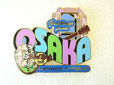 OSAKA,Hard Rock Cafe Pin,Greetings From Series