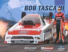 2013 Bob Tasca III Motorcraft Shelby Ford Mustang Funny Car NHRA postcard