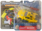 Transformers Energon Deluxe Hot Shot Action Figure NEW 2003 MOSC Great Shape! For Sale
