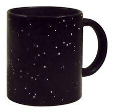 Kaffeetasse Thermoeffekt macht Sternenbilder sichtbar Galaxie Tasse Kaffeebecher