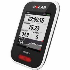 POLAR V650 GPS Fahrrad Computer Radcoomputer Fahrrad Navi Weiß✅