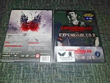 The Expendables 1 & 2 Blu-Ray Limited Edition Filmarena FAC Steelbook New&Sealed