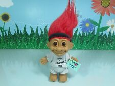 "Atlanta Falcons Good Luck Sports Troll - 5"" Russ Troll Doll - Ne w/Flaw"