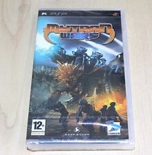 Turn Based Mech Strategy Game Mytran Wars PSP UK Pal New Factory Sealed