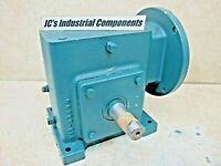 Reliance  10:1  ratio   speed reducer  140TC  472 in lbs