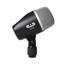 CAD D10 Kick Drum Microphone with FREE Mic Cable!