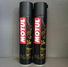 Huiles, lubrifiants et liquides Motul 400 mL pour véhicule