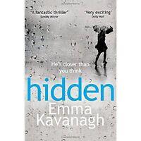 Hidden, Kavanagh, Emma, Very Good Book