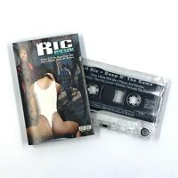 LIL RIC Deep N The Game Cassette Tape No Limit 1994 Rap Hip-Hop Rare
