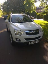 vauxhall antara diesel 4x4 automatic 2012, 38000 miles only