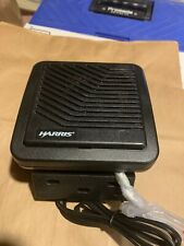 Harris Radio Mobile Speaker LS102824V10 R1A with Mounting Bracket and Hardware