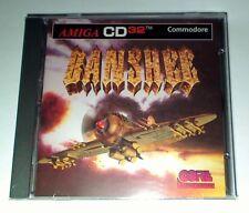 Banshee CD32 Commodore Amiga CD32 New Sealed