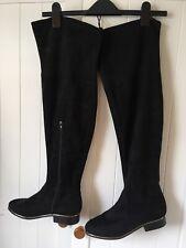 Primark Over Knee High Suede Effect Boots Sz 6