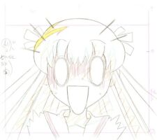 Anime Fruits Basket Layout & Background not cel 3 pages #1