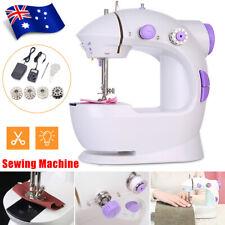 Electric Multi-function Portable Mini Desktop Sewing Machine Handheld AU