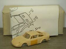 1962 Fiat Abarth 1000 Bialbero - Firenze Barnini - Unbuilt Kit Model 1:43 *42276