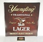 """Yuengling Brewery Traditional Lager Eagle Logo Metal Beer Sign 16x16"""" Brand New!"""