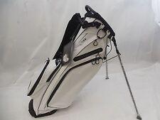 New Callaway HL4 Stand Carry Golf Bag White Hyper-Lite 4 HL-4