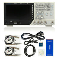 Hantek 2Channel 70MHz 100MHz 200MHz Digital Oscilloscope plus waveform generator