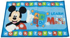 ITA-20022-D-Tappeto Disney Mickey Mouse per bambini 80x50 CM -Galleria Farah1970