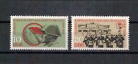 DDR, 20 Jahre Kampfgruppen MiNr. 1874 - 1875, 1973**