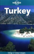 Turkey (Lonely Planet Travel Guides),Tom Brosnahan, Verity Campbell, Richard Pl