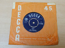 "El robot tornados// 1963 Decca 7"" SINGLE"