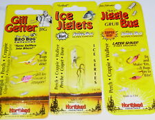 Northland Tackle Panfish Ice Jigs (Lot of 3-Great Colors-2/pk)