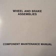 Parker Hannifin Wheels & Brakes Component Maintenance Manual