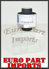 Mercedes-Benz Front Left/Right Lower Silver Strut Control Arm Bushing 2113332814