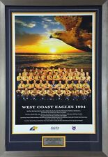 West Coast Eagles 1990s AFL & Australian Rules Football Memorabilia