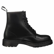 Dr. Martens 1460 Mono Smooth 8 Eye Smooth Leather Cult BOOTS Shoes 9