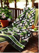 Topsy Turvy Quilt Pattern Pieced TS