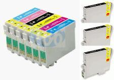 9 Inchiostri Per Epson R200 R220 R300 R340 RX500 RX600 RX620