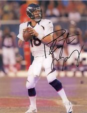 PEYTON MANNING Denver Broncos Autographed Signed 8x10 reprint Photo !!