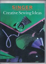 Creative Sewing Ideas (1991, Paperback)
