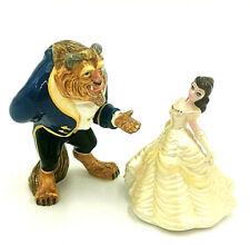 Disney die Schöne und das Biest Schmid Porzellan handbemalt RAR