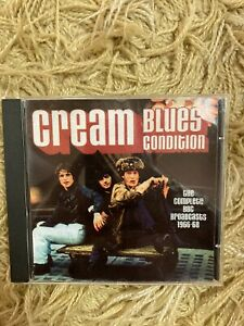 Cream - Blues Condition - BBC Broadcasts 1966-68 - CD - CD-R Boot - VG+