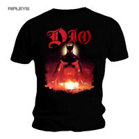 Official T Shirt DIO Heavy Metal Ronnie James LAST in Line All Sizes