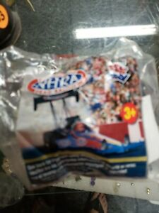Wendy's 2002 NHRA Drag Racing Kids Meal Toy Dragster Race Car NEW