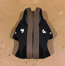 DVS Daewon 14 Black Gum Size 11 BMX DC Skate Shoes Sneakers Daewon Song