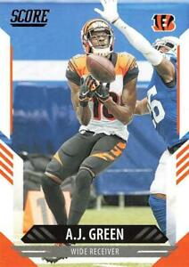2021 Panini Score NFL Football Cards #101-200 ~ Pick Your Cards