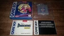 DARKWING DUCK DISNEY'S NINTENDO GAME BOY NRMT- COMPLETE IN BOX!