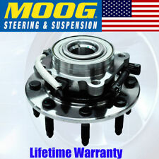 MOOG Front Wheel Hub and Bearing Assembly  for Chevy GMC 4x4 ABS